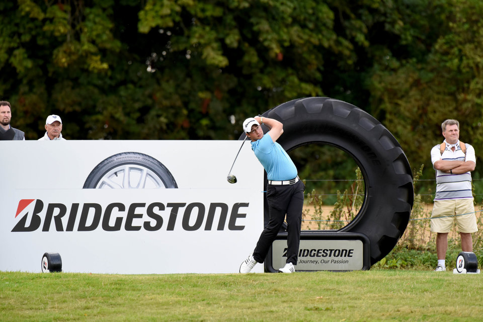 2018 Bridgestone Challenge will be shown live on the final day via the internet
