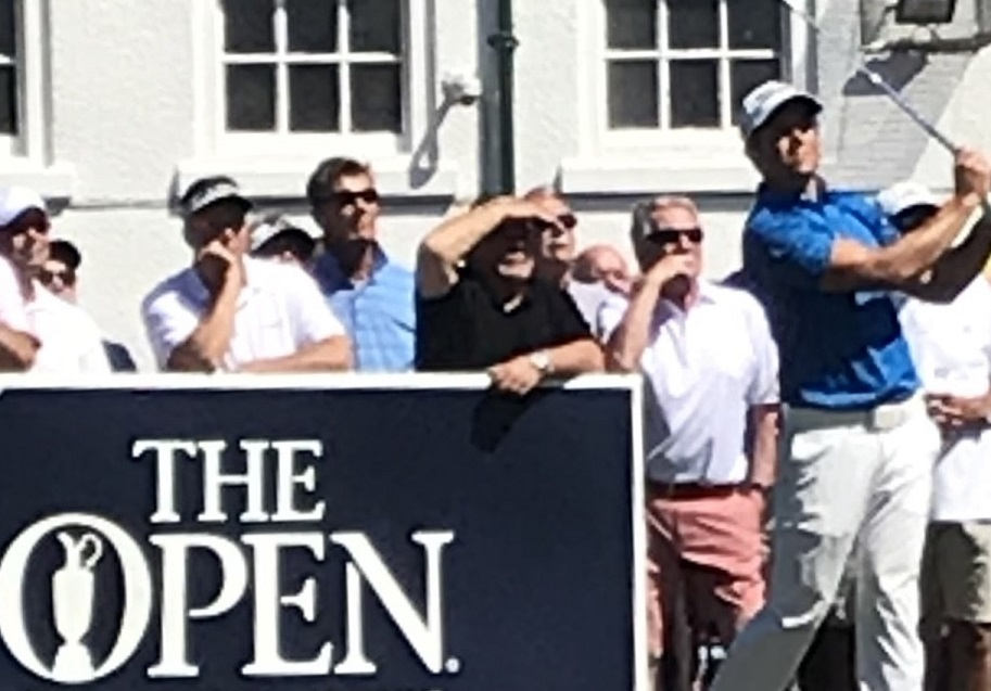 Rhys Enoch qualifies for the 147th Open Championship