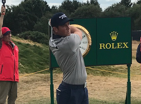 Rewards4Golf to sponsor Rhys Enoch at the 147th Open Championship
