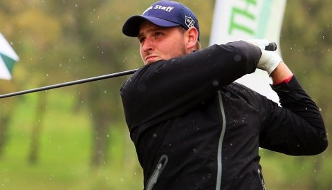 Luke Johnson signs with BlackStar Golf